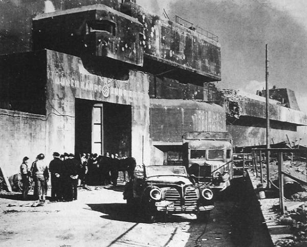 Après l'occupation, la libération